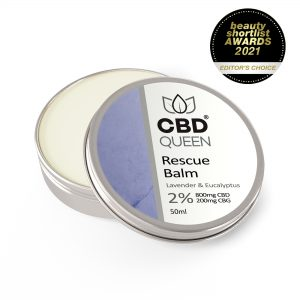 CBD Rescue Balm 50ml
