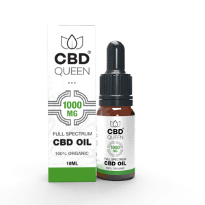 Full Spectrum CBD Oil 1000mg
