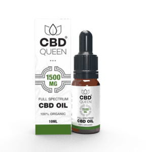 Full Spectrum CBD Oil 1500mg