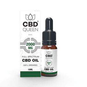Full Spectrum CBD Oil 2000mg