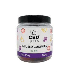 Infused Gummies – 300mg