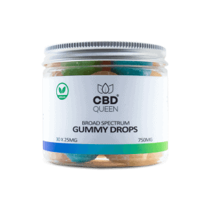 CBD Gummy Drops - 750mg