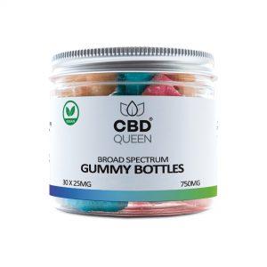 CBD Gummy Bottles - 750mg