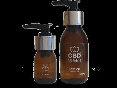 Body oils